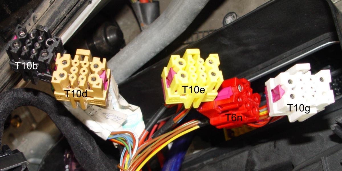 Tempomat GRA Nachrüstsatz mit Anschlussleitung für VW Passat 3B TDI