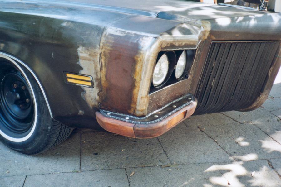 Werners Oldmobile