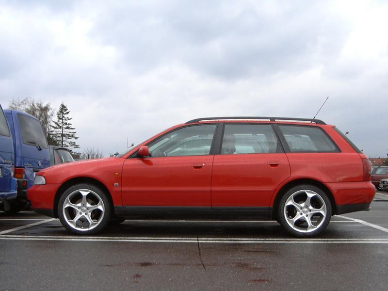 Audi a4 Avant b5 images