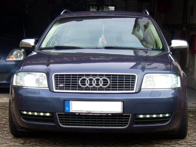 Audi A6 A7 Klub Polska A6 C5 Lampy Daylight Tube Led