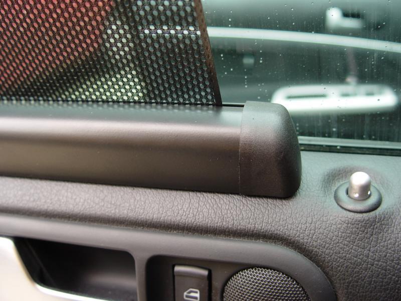 Tende Parasole Avvolgibili Per Auto.Tendine Originali Parasole Laterali Estetica Interna Vw Golf